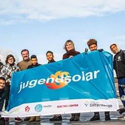 Installation photovoltaïque à Differdange